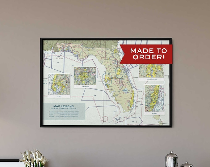 Aviation Map, Pilot Gifts, Fathers Day Gift, Aviator Gift, Tech Gifts, Aviation Decor, Custom Flight Map, Pilot Office Decor, Airplane Decor