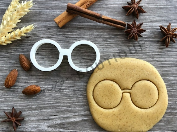 Harry Potter Scar Cookie CutterFondant Cake DecoratingUK