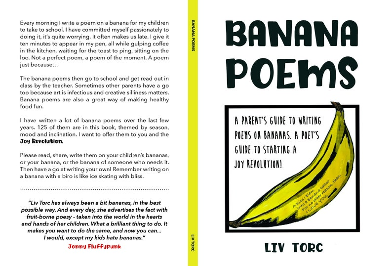Banana Poems image 0