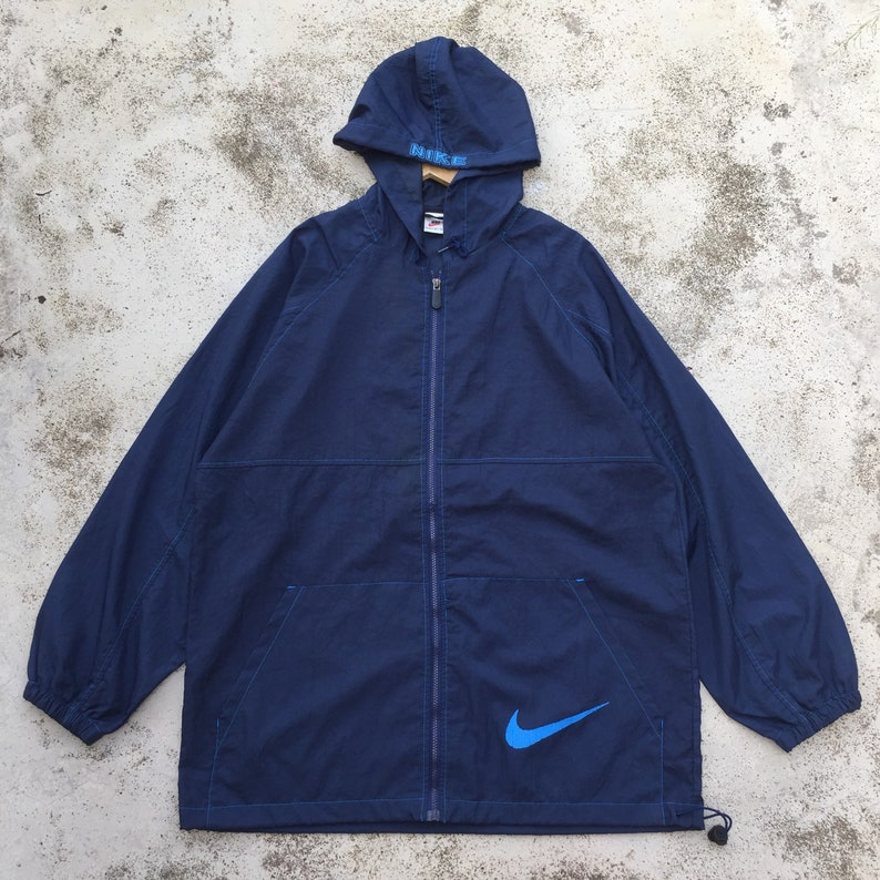 Sweater Nike windbreaker 90s Hoodie