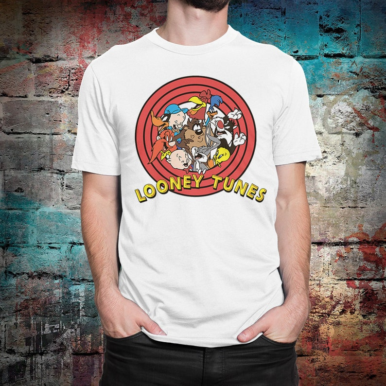 Looney Tunes Cartoons T-Shirt