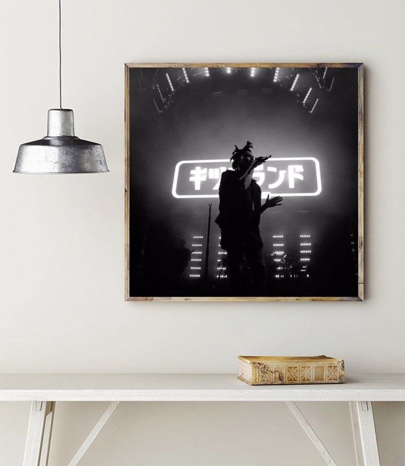 Phora Love Is Hell poster wall art home decor photo print 24x24 inches