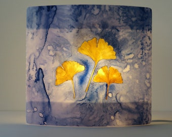 A003 Artist lamp, design lamp, art, painting, individual, artistic, extraordinary, cozy, table lamp, gift