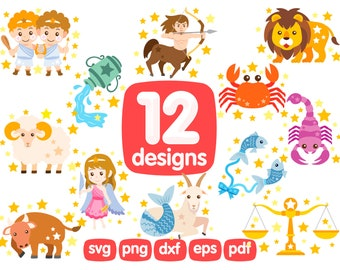 Free Zodiac Cliparts, Download Free Clip Art, Free Clip Art on Clipart  Library