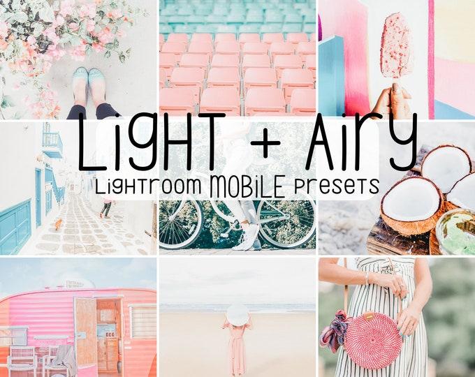 Light & Airy Presets