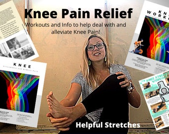 Knee Help: Pain Relief Series Downloadable PDF