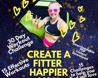 30 day Workout Challenge Find Self Love and get into Fitness