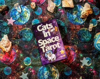 Cats in Space Tarot