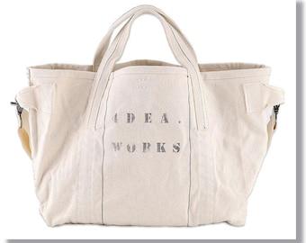 3cc7215bdf9c Canvas handbag   Etsy