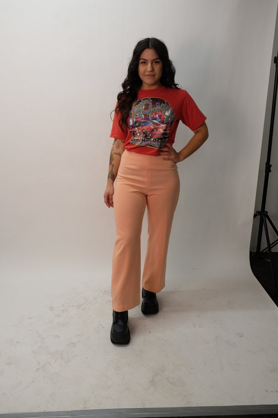 Vintage Peach Trousers