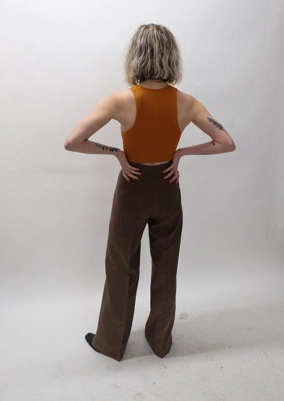 Vintage 70's Brown Slacks