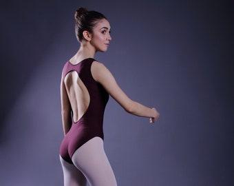 Body for Dance with Oblivion in the Back- Leotardo