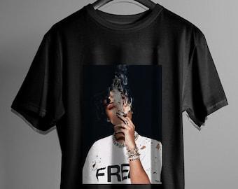 School Kills tshirt Rihanna streetwear