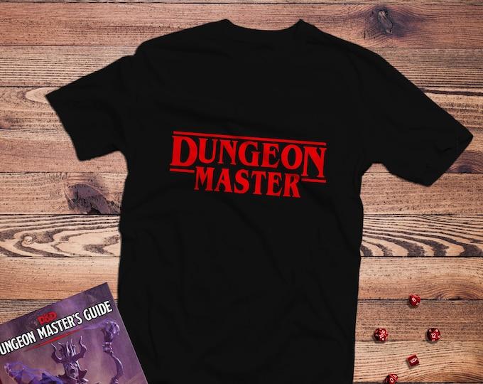 Dungeon Master dnd Shirt | Dungeons & Dragons  | Gifts for geeks | Dungeon master (dm) gifts | Geeky dnd shirt