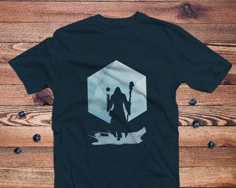 Legendary Wizard/Mage Dnd Shirt   DnD   Gifts for dnd   Dungeon master (dm) gifts   Geeky dnd shirt