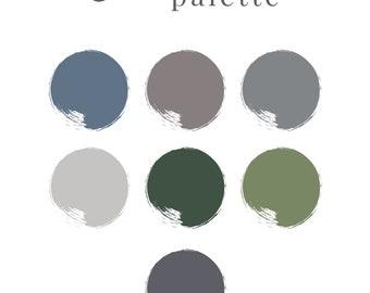 Neutral Color Logo Etsy