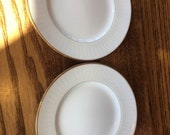 Waterford Lismore China Set if two saucers