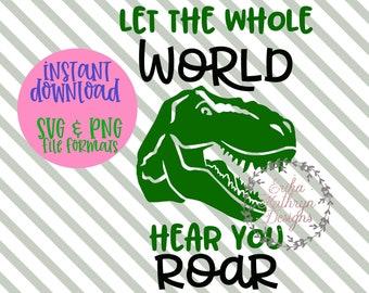 DELUXE Planner Kit Let Them Hear You Roar