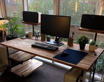 huge selection of 7045d 612c0 Computer desk | Etsy