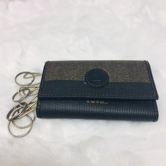 Authentic Preowned Fendi Key Chain
