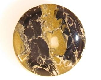 Gold & Black Resin holder/stand, Custom Grip, Gift for Her, Gift For Friend, Gift for Him, Multimedia Holder