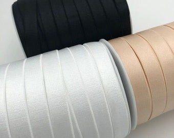 Elastic straps for bra 15mm - 15mm straps - lingerie and sewing