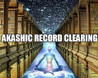 Akashic Record Clearing