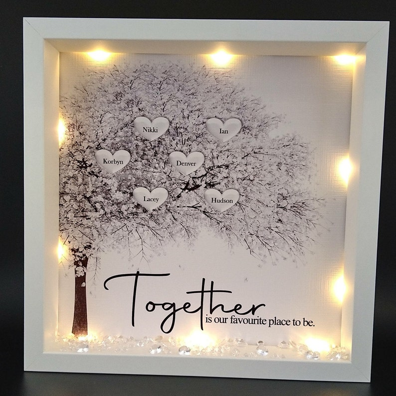 personalized Mother's day gift 2021 for wife