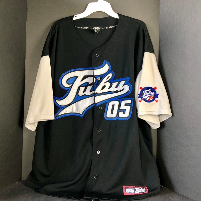 39178fc6 Retro FuBu 05 Series -Chicago Cubs Baseball jersey