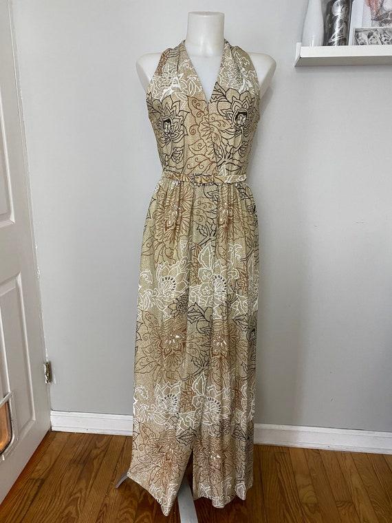 Vintage 60s/70s Fred Perlberg Originals dress - image 2