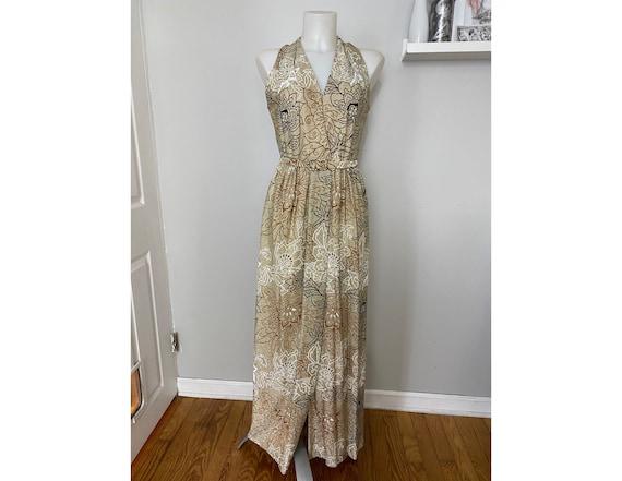 Vintage 60s/70s Fred Perlberg Originals dress - image 1