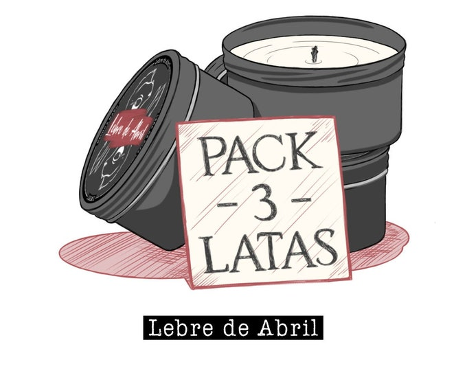 Featured listing image: PACK 3 LATAS