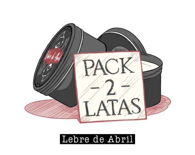Featured listing image: PACK 2 LATAS