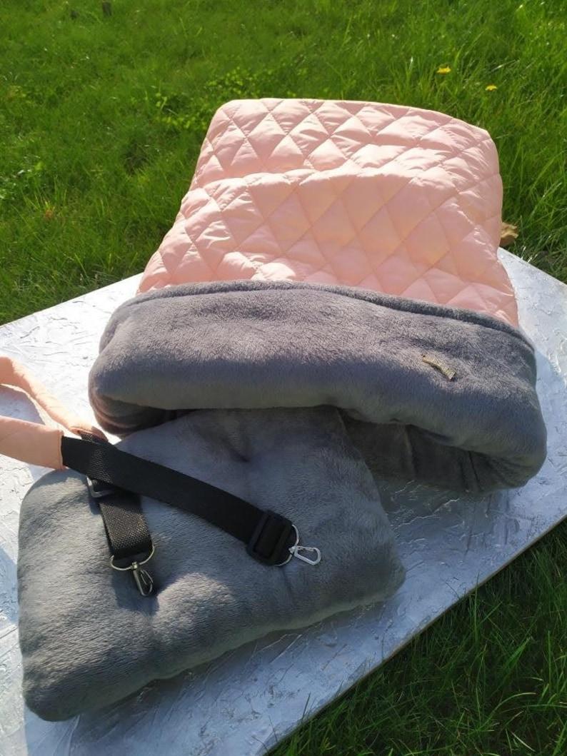 dog travel bag car seat dog tote bag outdoor dog bed