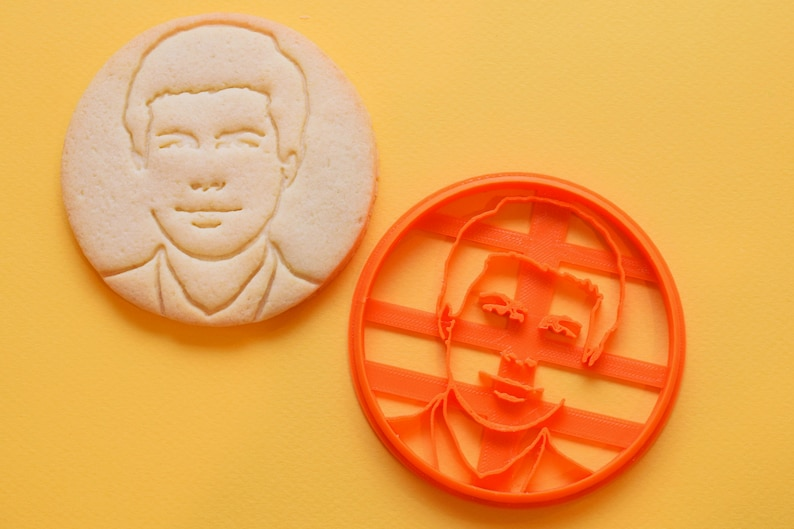 Pete Buttigieg Cookie Cutter image 0
