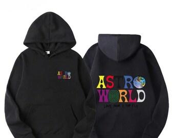 650bc57252d2 Travis Scott AstroWorld Wish You Were Here Hoodies SupremeEra 7 Colors