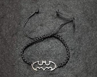 Superman bracelet Superman locket bracelet blue bracelet Clark Kent red bracelet dc comics bracelet justice league