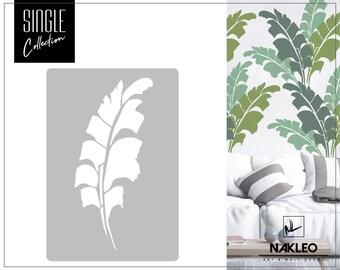 Tropical stencils   Etsy
