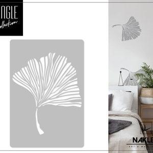 45x65cm Reusable Plastic Wall Stencil //// Dotted Cloud //// Art Craft Mylar Template