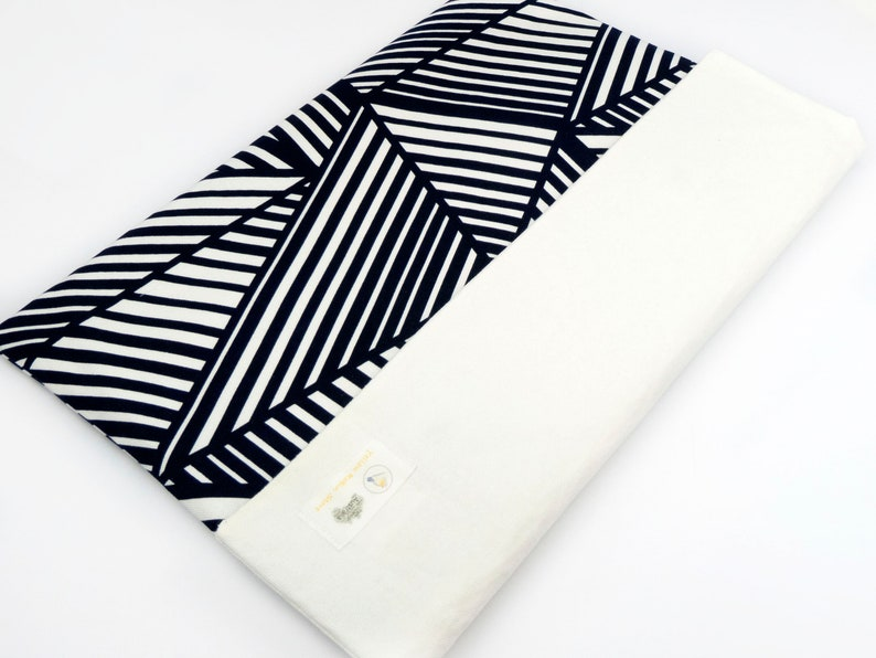 Fractal Laptop Sleeve 13 inch and 15 inch Plus a Tech Organiser Pouch Australian Handmade