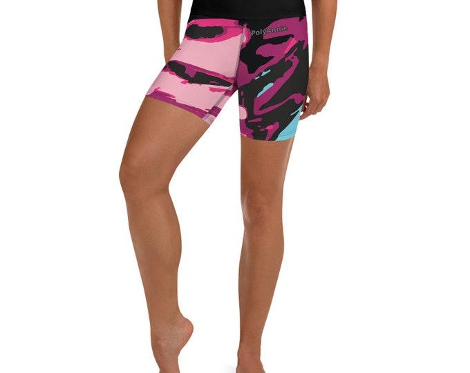 Fem Dom Yoga Shorts