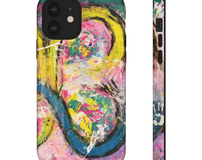 Spring Painting Phone Cases