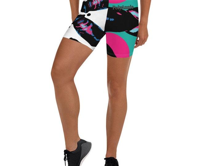 Hankey's Hex Pattern Shorts