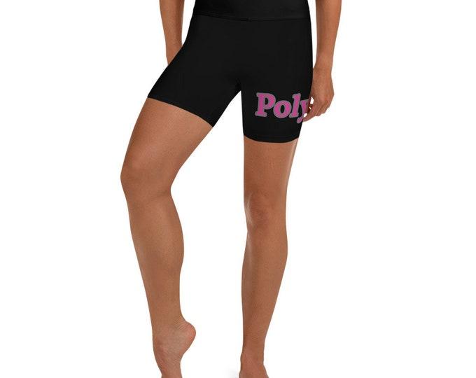 PolyAnnie Yoga Shorts