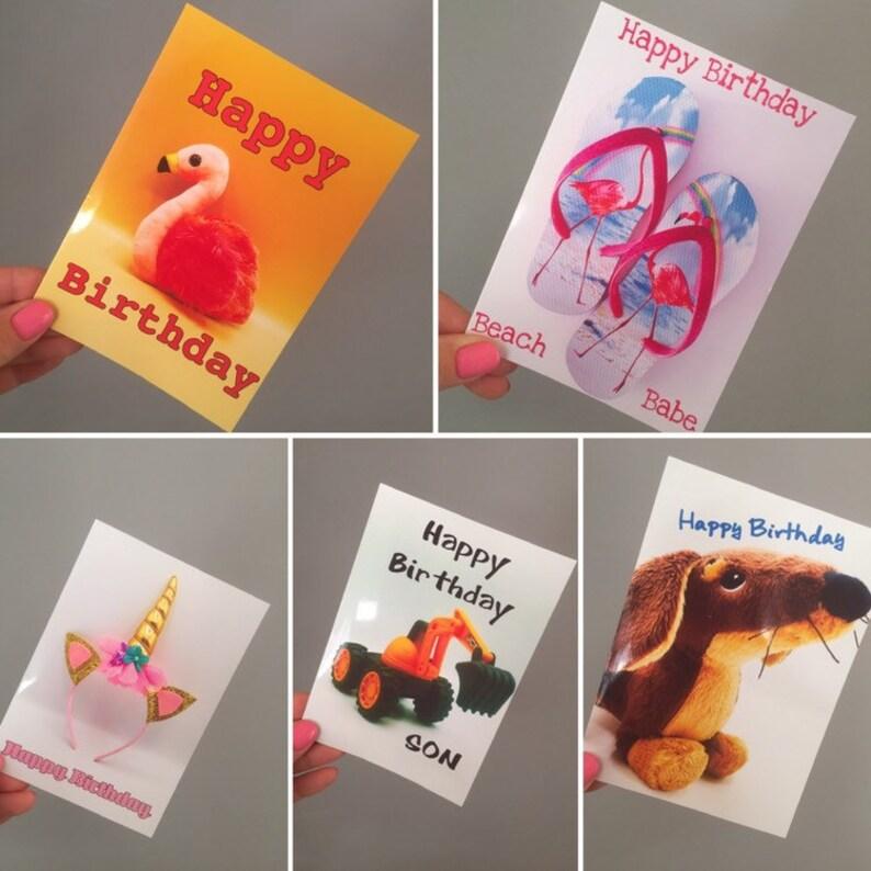 Greeting Card Bundle birthday card bundle buy 3 greeting cards any occasion card bundle