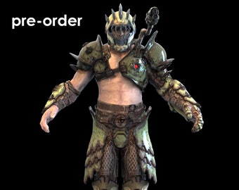 Doom Armor Etsy