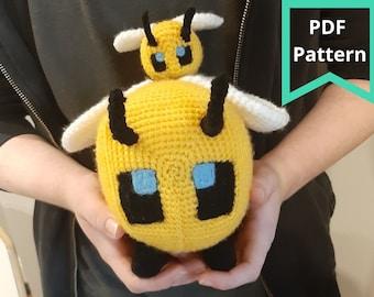 Minecraft amigurumi - Steve and some creepers | Minecraft crochet ... | 270x340