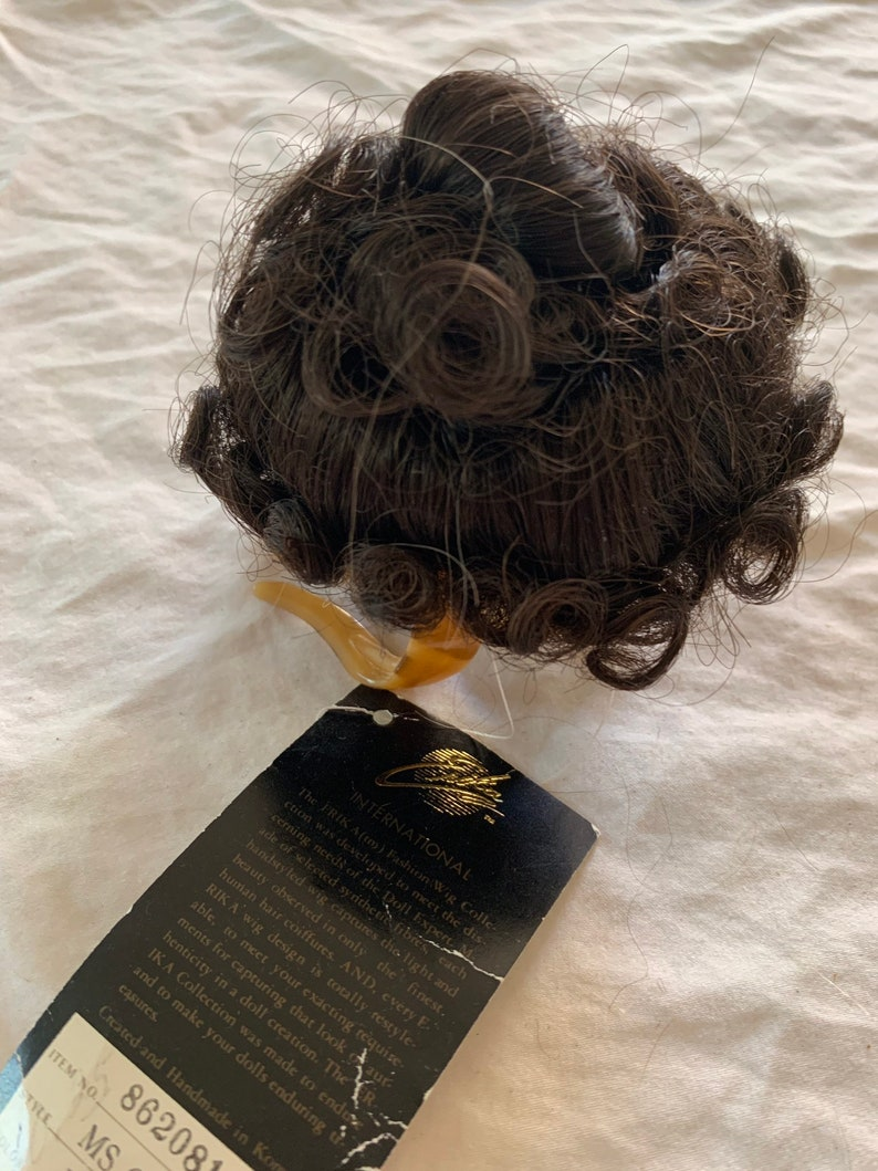 "/""Ms Gibson/"" Doll Wig Size 8//9 Color Honey by Imsco"