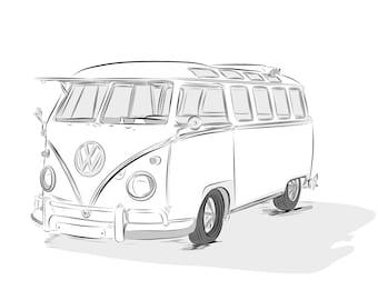 Van - SVG & PNG
