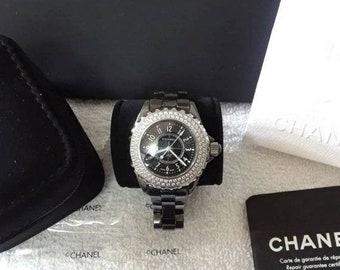 edf4b94239 Chanel watch | Etsy